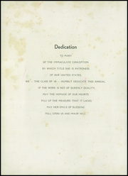 Page 10, 1948 Edition, Maur Hill High School - Maurite Yearbook (Atchison, KS) online yearbook collection