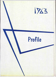 Page 1, 1963 Edition, Curtis Junior High School - Profile Yearbook (Wichita, KS) online yearbook collection