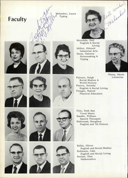 Page 14, 1963 Edition, Curtis Junior High School - Profile Yearbook (Wichita, KS) online yearbook collection