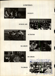 Page 8, 1968 Edition, Curtis Junior High School - Profile Yearbook (Wichita, KS) online yearbook collection