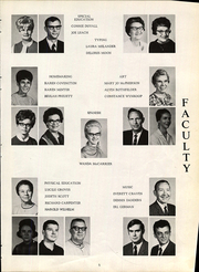 Page 9, 1969 Edition, Curtis Junior High School - Profile Yearbook (Wichita, KS) online yearbook collection