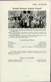 Page 12, 1951 Edition, Lawrence Junior High School - Junior Yearbook (Lawrence, KS) online yearbook collection