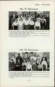 Page 16, 1951 Edition, Lawrence Junior High School - Junior Yearbook (Lawrence, KS) online yearbook collection