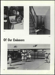 Page 11, 1961 Edition, Old Mission Junior High School - Panther Yearbook (Roeland Park, KS) online yearbook collection