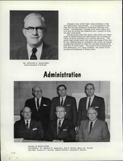 Page 12, 1961 Edition, Old Mission Junior High School - Panther Yearbook (Roeland Park, KS) online yearbook collection