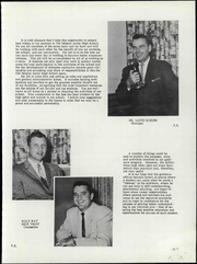 Page 13, 1961 Edition, Old Mission Junior High School - Panther Yearbook (Roeland Park, KS) online yearbook collection