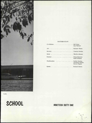 Page 9, 1961 Edition, Old Mission Junior High School - Panther Yearbook (Roeland Park, KS) online yearbook collection