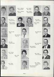 Page 11, 1962 Edition, Old Mission Junior High School - Panther Yearbook (Roeland Park, KS) online yearbook collection