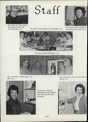 Page 12, 1962 Edition, Old Mission Junior High School - Panther Yearbook (Roeland Park, KS) online yearbook collection