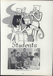 Page 13, 1962 Edition, Old Mission Junior High School - Panther Yearbook (Roeland Park, KS) online yearbook collection