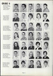 Page 17, 1962 Edition, Old Mission Junior High School - Panther Yearbook (Roeland Park, KS) online yearbook collection