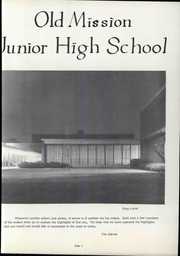 Page 7, 1962 Edition, Old Mission Junior High School - Panther Yearbook (Roeland Park, KS) online yearbook collection