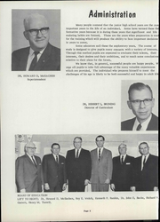 Page 8, 1962 Edition, Old Mission Junior High School - Panther Yearbook (Roeland Park, KS) online yearbook collection