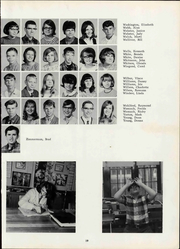 Allison Junior High School - Eagle Yearbook (Wichita, KS) online yearbook collection, 1968 Edition, Page 25