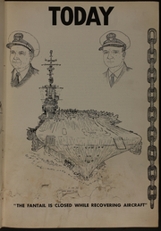 Page 9, 1960 Edition, Bon Homme Richard (CVA 31) - Naval Cruise Book online yearbook collection