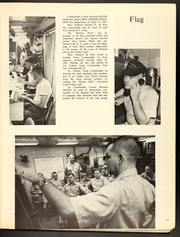 Page 15, 1967 Edition, Bon Homme Richard (CVA 31) - Naval Cruise Book online yearbook collection