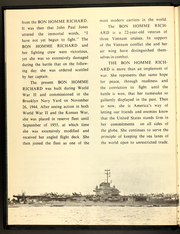 Page 6, 1967 Edition, Bon Homme Richard (CVA 31) - Naval Cruise Book online yearbook collection