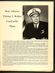 Page 7, 1967 Edition, Bon Homme Richard (CVA 31) - Naval Cruise Book online yearbook collection