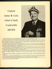 Page 9, 1967 Edition, Bon Homme Richard (CVA 31) - Naval Cruise Book online yearbook collection