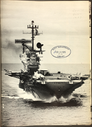 Page 3, 1969 Edition, Bon Homme Richard (CVA 31) - Naval Cruise Book online yearbook collection
