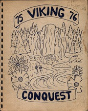 1976 Edition, Lowther Junior High School - Viking Yearbook (Emporia, KS)