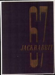 1967 Edition, Kansas School for the Deaf - Jackrabbit Yearbook (Olathe, KS)