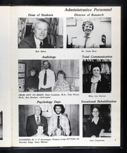 Page 9, 1982 Edition, Kansas School for the Deaf - Jackrabbit Yearbook (Olathe, KS) online yearbook collection