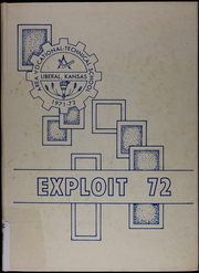 Page 1, 1972 Edition, Liberal Area Vocational Technical School - Exploit Yearbook (Liberal, KS) online yearbook collection