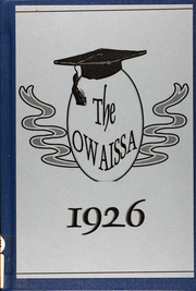 1926 Edition, Kansas City Kansas Community College - Owaissa Yearbook (Kansas City, KS)