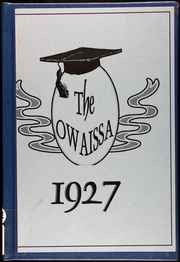 1927 Edition, Kansas City Kansas Community College - Owaissa Yearbook (Kansas City, KS)
