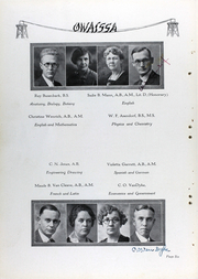 Page 11, 1930 Edition, Kansas City Kansas Community College - Owaissa Yearbook (Kansas City, KS) online yearbook collection