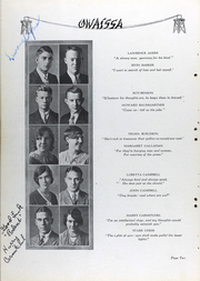 Page 17, 1930 Edition, Kansas City Kansas Community College - Owaissa Yearbook (Kansas City, KS) online yearbook collection
