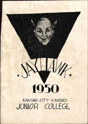 1950 Edition, Kansas City Kansas Community College - Owaissa Yearbook (Kansas City, KS)