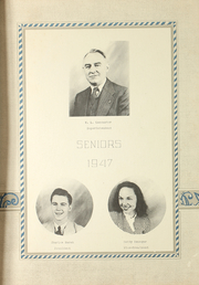 Page 17, 1947 Edition, La Harpe High School - Panther Yearbook (La Harpe, KS) online yearbook collection