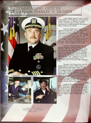 Page 10, 2002 Edition, Bon Homme Richard (LHD 6) - Naval Cruise Book online yearbook collection