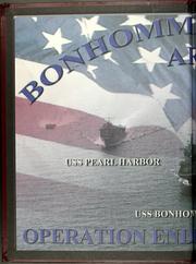 Page 2, 2002 Edition, Bon Homme Richard (LHD 6) - Naval Cruise Book online yearbook collection