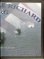 Page 3, 2002 Edition, Bon Homme Richard (LHD 6) - Naval Cruise Book online yearbook collection