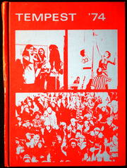 1974 Edition, Mead Middle School - Tempest Yearbook (Wichita, KS)