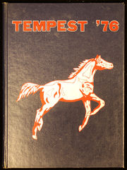 1976 Edition, Mead Middle School - Tempest Yearbook (Wichita, KS)