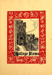 Page 13, 1927 Edition, St Marys College - Dial Yearbook (St Marys, KS) online yearbook collection