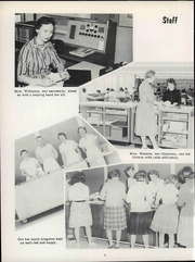 Page 10, 1961 Edition, Carlton Junior High School - Eagle Yearbook (Wichita, KS) online yearbook collection