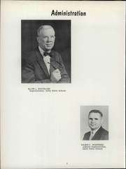 Page 8, 1961 Edition, Carlton Junior High School - Eagle Yearbook (Wichita, KS) online yearbook collection