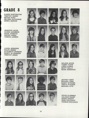 Page 17, 1973 Edition, Arrowhead Middle School - Apaches Yearbook (Kansas City, KS) online yearbook collection