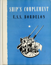 Page 11, 1950 Edition, Bordelon (DDR 881) - Naval Cruise Book online yearbook collection