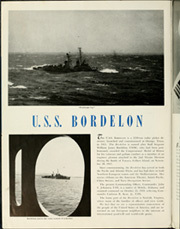 Page 12, 1950 Edition, Bordelon (DDR 881) - Naval Cruise Book online yearbook collection