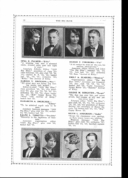 Page 11, 1925 Edition, Cleburne High School - Big Blue Yearbook (Cleburne, KS) online yearbook collection