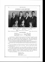 Page 17, 1925 Edition, Cleburne High School - Big Blue Yearbook (Cleburne, KS) online yearbook collection