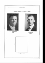 Page 7, 1925 Edition, Cleburne High School - Big Blue Yearbook (Cleburne, KS) online yearbook collection