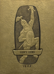 Gem Consolidated School - Gems Yearbook (Colby, KS) online yearbook collection, 1949 Edition, Page 1