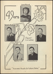 Page 11, 1949 Edition, Gem Consolidated School - Gems Yearbook (Colby, KS) online yearbook collection